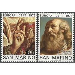 10x San Marinas 1975....