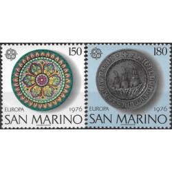 10x San Marinas 1976....