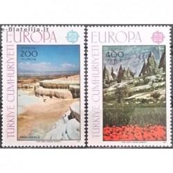 5x Turkija 1977. Europa...