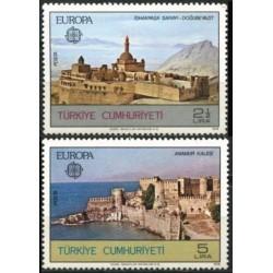 10x Turkija 1978. Europa...