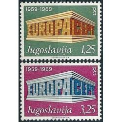 10x Jugoslavija 1969....