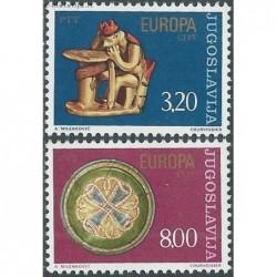 10x Jugoslavija 1976....