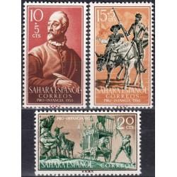 Ispanijos Sachara 1958. M....