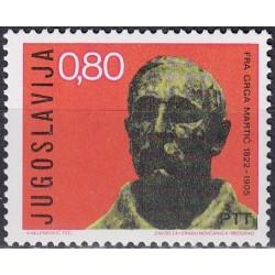 Yugoslavia 1972. Theologian