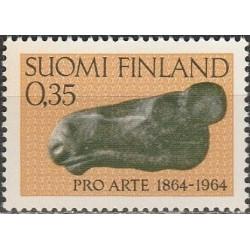 Finland 1964. Sculpture