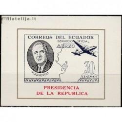 5x Ekvadoras 1949....