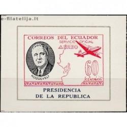 10x Ekvadoras 1949....