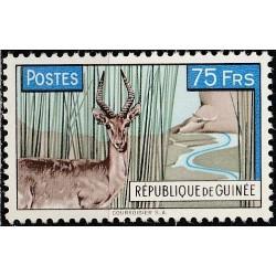 5x Gvinėja 1961....