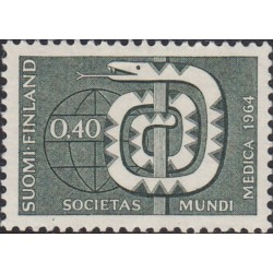 Suomija 1964. Medicina