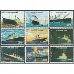 5x Guinea 1998. Wholesale...