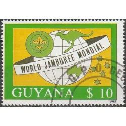 5x Guyana 1989. Wholesale...
