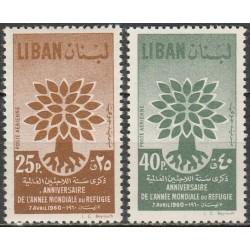 5x Libanas 1960....