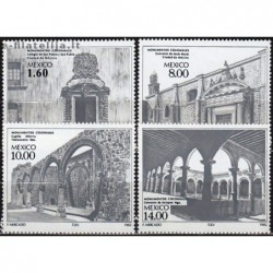 5x Mexico 1982. Wholesale...