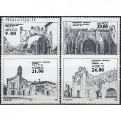 5x Meksika 1983....