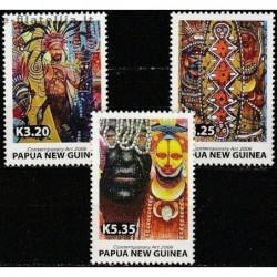 5x Papua Naujoji Gvinėja...