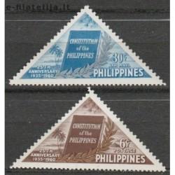 10x Philippines 1960....