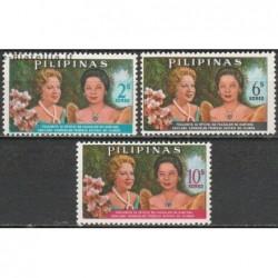 10x Filipinai 1965....