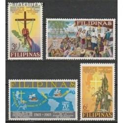 5x Philippines 1965....