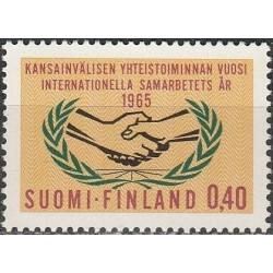 Finland 1965. International...