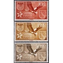 10x Ispanijos Sachara 1958....