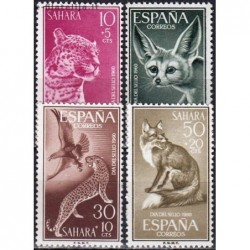5x Spanish Sahara 1960....