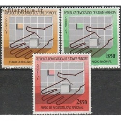 10x Sao Tome and Principe...