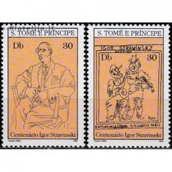 5x Sao Tome and Principe...