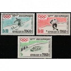 10x Togo 1960. Wholesale...