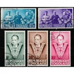 10x Togo 1965. Wholesale...