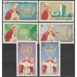 5x Togo 1966. Wholesale lot...