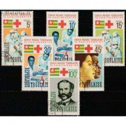 10x Togo 1966. Wholesale...