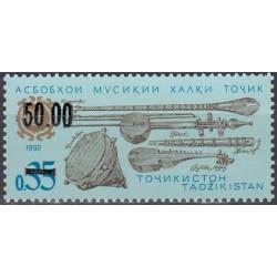 10x Tadžikija 1992....