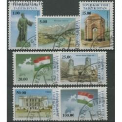 5x Tajikistan 1993....