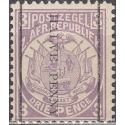 10x Transvaal (ZAR) 1885....