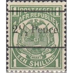 10x Transvaal (ZAR) 1893....