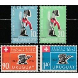 10x Urugvajus 1962....