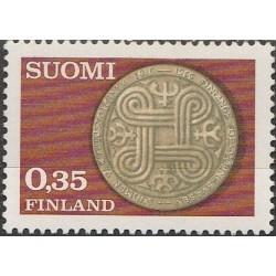 Finland 1966. Insurance