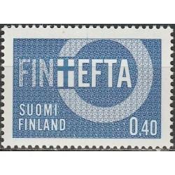 Suomija 1967. Narystė EFTA