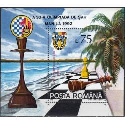 Rumunija 1992. Šachmatai