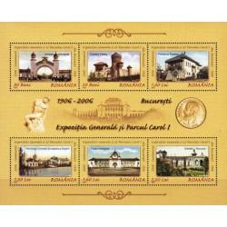 Rumunija 2006. Architektūra