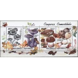 Romania 1994. Mushrooms