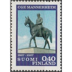 Suomija 1967. Generolas