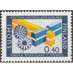 Finland 1967. Emigrants in...