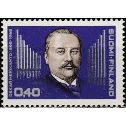 Finland 1968. Composer