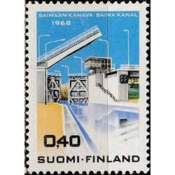 Suomija 1968. Saima kanalas