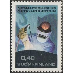 Finland 1968. Metal industry
