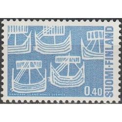 Finland 1969. Post history