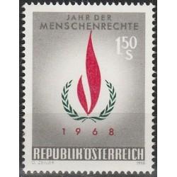 10x Austria 1968. Human...