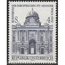 10x Austrija 1972. Vienos...