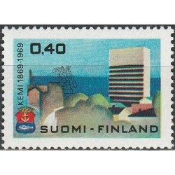 Finland 1969. History of...